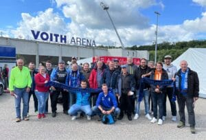 Ausflug FC Heidenheim